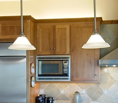 Design Ideas For Hanging Pendant Lights Over A Kitchen Island - Pendants above island